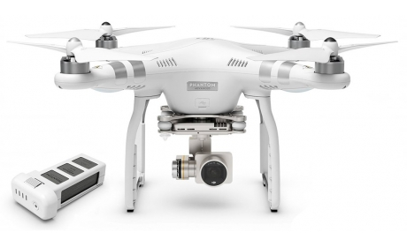 Квадрокоптер DJI Phantom 3 Advanced + доп.аккумулятор