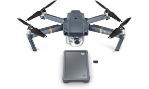 Seagate и DJI представили накопитель Fly Drive для хранения видео с дронов